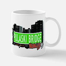 PULASKI BRIDGE, BROOKLYN, NYC Mug