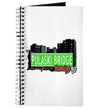 PULASKI BRIDGE, BROOKLYN, NYC Journal
