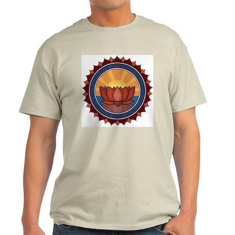 Lotus Flower Light T-Shirt