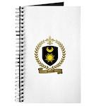 AMIREAU Family Crest Journal