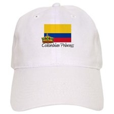 Colombian Princess Baseball Cap