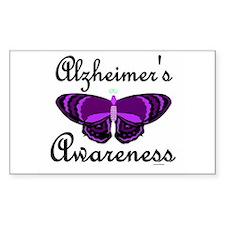 Butterfly Awareness 2 (Alzheimers) Decal
