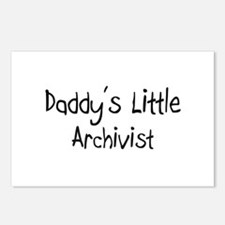 Daddy's Little Archivist Postcards (Package of 8)