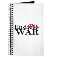 End This War Journal