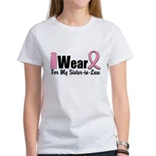 Pink Sister-in-Law Tee
