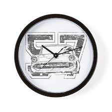 57 Shoebox Wall Clock