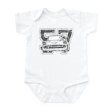 57 Shoebox Infant Bodysuit