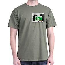 56th STREET, BROOKLYN, NYC T-Shirt
