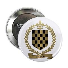 ARGUIN Family Crest Button