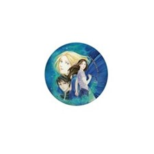 The First Sign Cover Art, Trio Mini Button