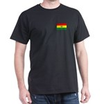 Bolivian Flag Dark T-Shirt