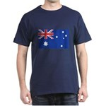 Australian Flag Dark T-Shirt