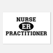 Emergency Medicine Nurse Prac Postcards (Package o