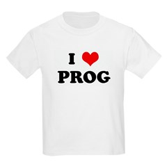 I Love PROG T-Shirt