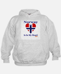 Norway - Heart Hoody