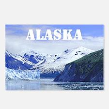 Beautiful Scenic Alaska Postcards (Package of 8)