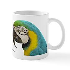 Funny Macaw Mug