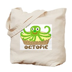 Octopie Tote Bag