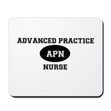 Advanced Practice Nurse Mousepad