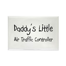 Daddy's Little Air Traffic Controller Rectangle Ma