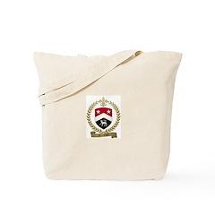 ARCENEAUX Family Crest Tote Bag