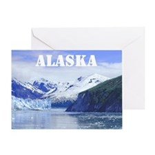 Beautiful Scenic Alaska Greeting Card