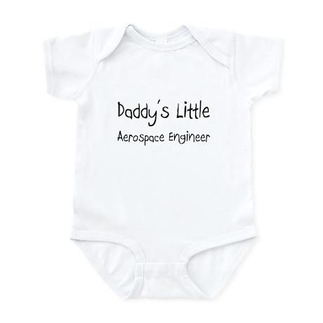 Daddy's Little Aerospace Engineer Infant Bodysuit