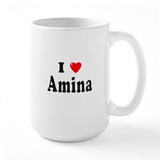 AMINA Mug