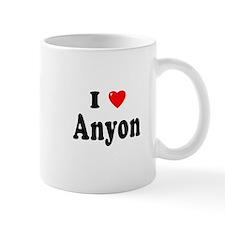 ANYON Mug