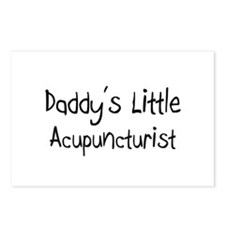 Daddy's Little Acupuncturist Postcards (Package of