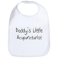 Daddy's Little Acupuncturist Bib