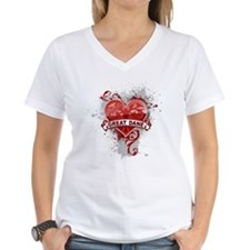 Heart Great Dane Shirt