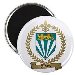 AUBERT Family Crest Magnet