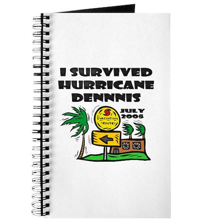 Hurricane Dennis Evacuation Journal