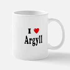 ARGYLL Mug