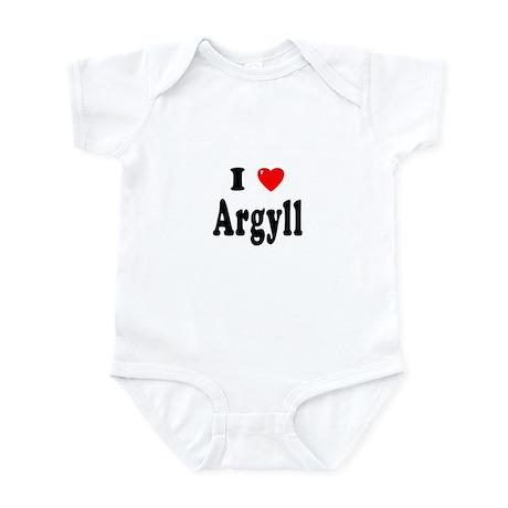 ARGYLL Infant Bodysuit