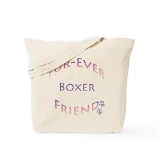 Boxer Furever Tote Bag
