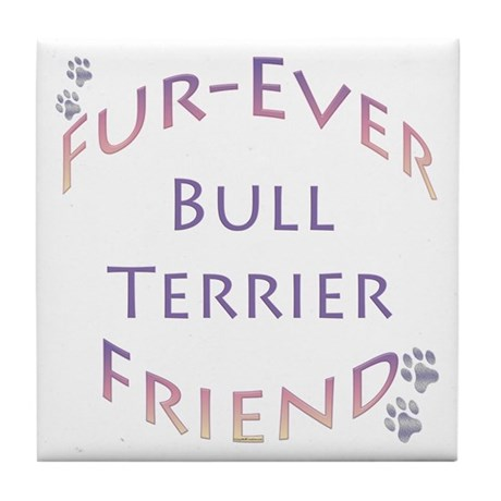 Bully Furever Tile Coaster