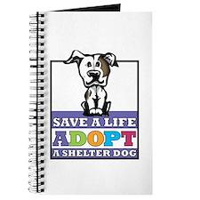 Adopt a Pitbull Journal