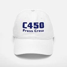 Baseball Baseball Cap-C450 Press Crew