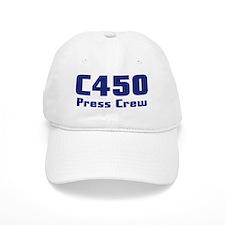 Baseball Cap-C450 Press Crew