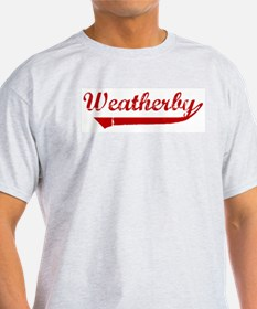 Weatherby (red vintage) T-Shirt