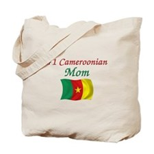 #1 Cameroonian Mom Tote Bag