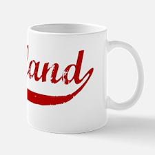 Wayland (red vintage) Mug