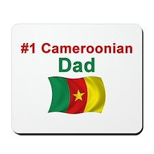 #1 Cameroonian Dad Mousepad