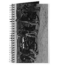 3rd Mass Artillery 1862 Journal