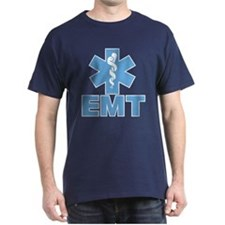 Blue EMT T-Shirt