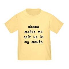 Obama Spit Up T