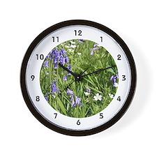 Spring Bank Wall Clock