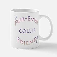 Collie Furever Mug